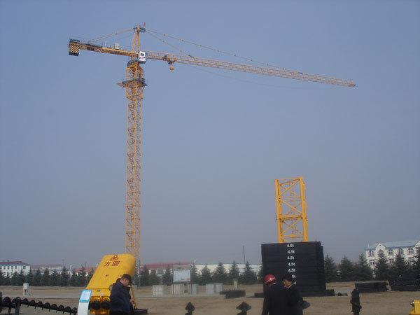 中联重科TC6013A-6F塔吊租赁