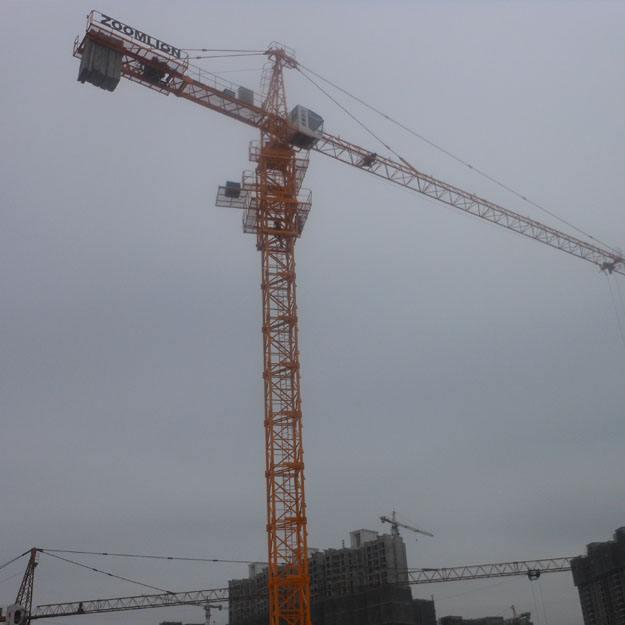 中联重科TC7525-16D塔吊租赁
