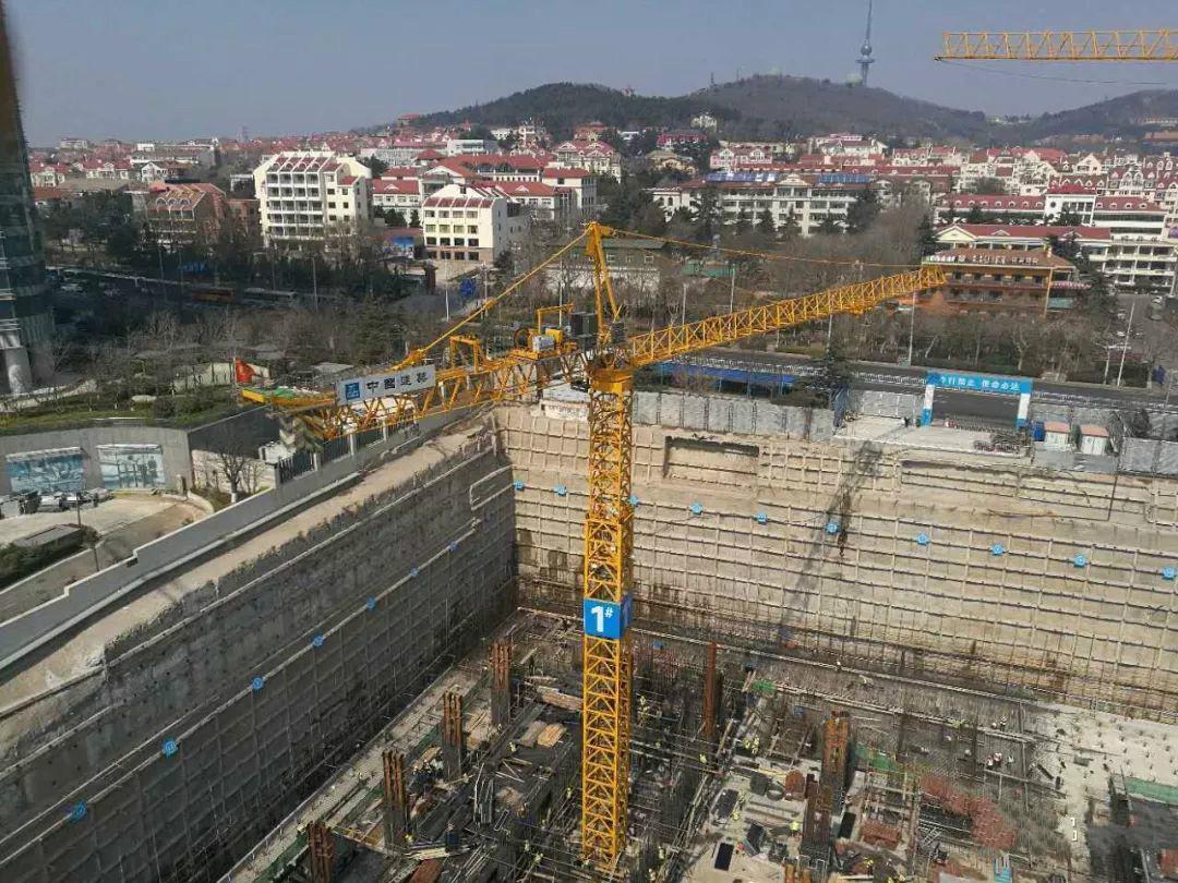 中联重科D1100-63塔吊机租赁
