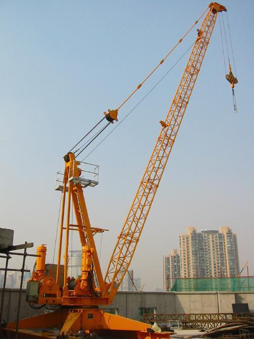 中联重科QD12屋面吊租赁